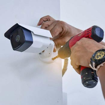 Pontycymer business cctv installation costs
